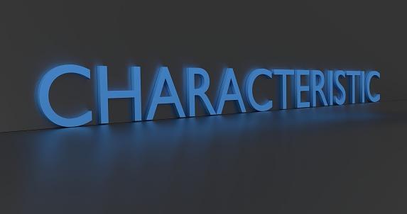 Characteristics là gì? 4 Yếu tố xây dựng thương hiệu thành công
