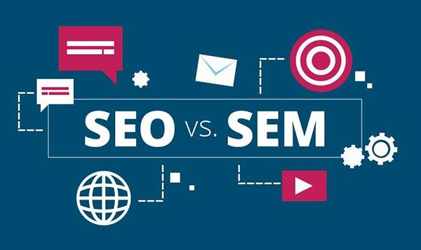 Phân biệt khái niệm SEO và SEM trong Marketing