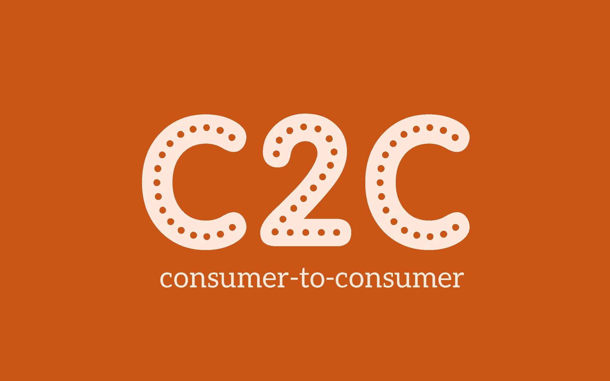 C2C là gì? Tổng quan về thương mại điện tử C2C