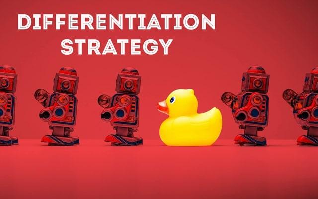 Chiến lược khác biệt hóa hay là chết