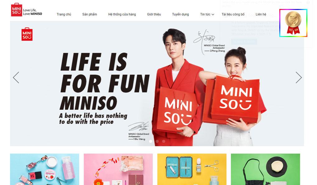 Miniso là gì? Chiến lược thương hiệu đỉnh cao Miniso