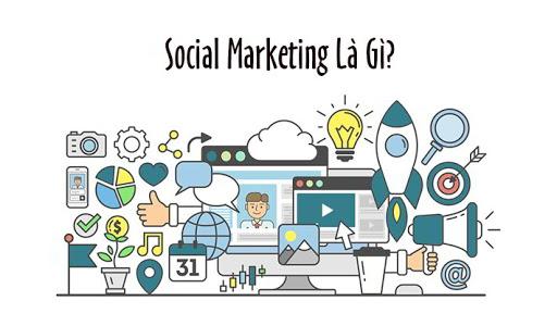 Social Marketing là gì? 5 bước xây dựng 1 chiến lược Social Marketing