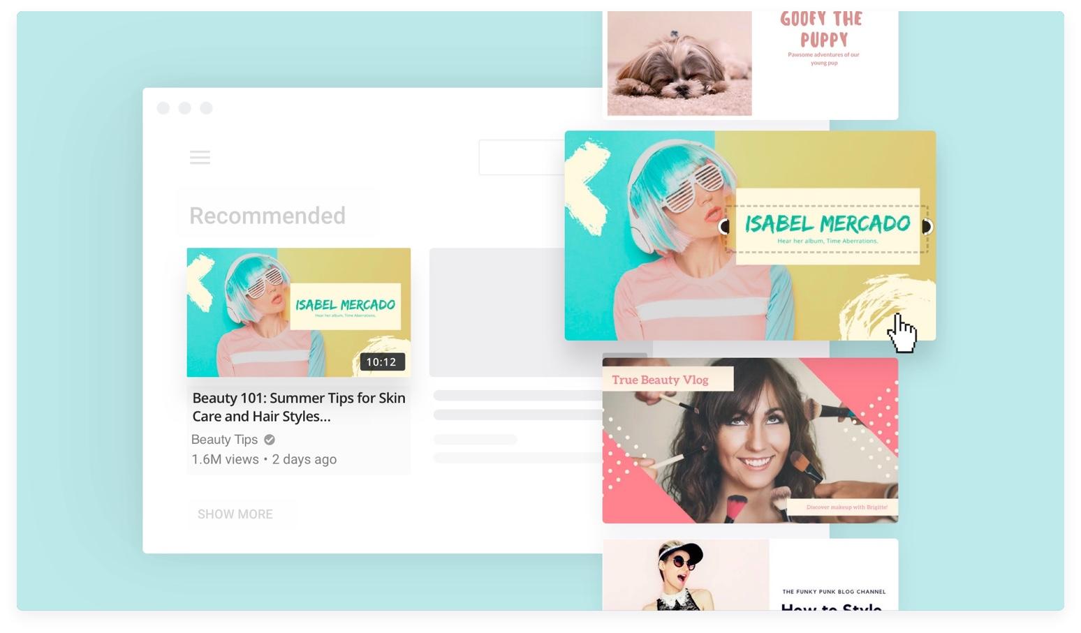 Thumbnail là gì? 3 tips tạo 1 thumbnail chất
