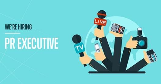 Pr Executive là gì? Mô tả công việc của một Pr Executive