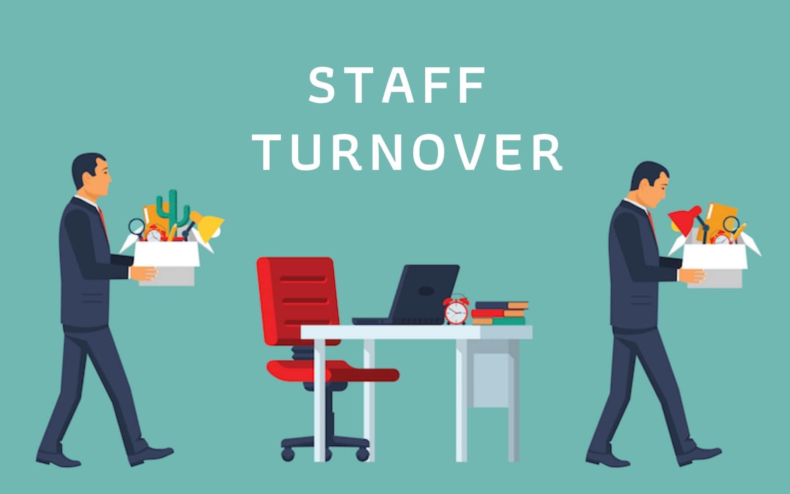 Turnover là gì? Tại sao doanh nghiệp phải đối mặt với Staff Turnover