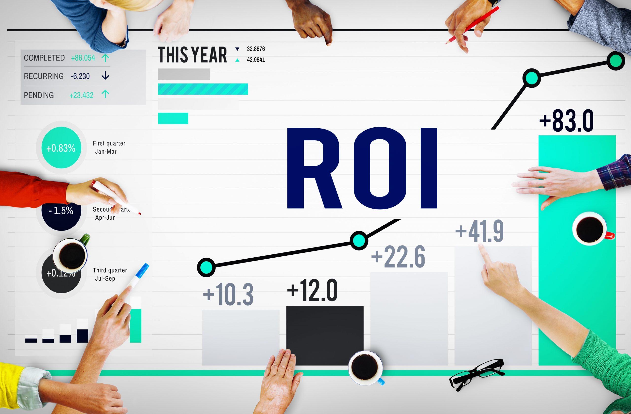 ROI là gì? ROI của Marketing là gì?