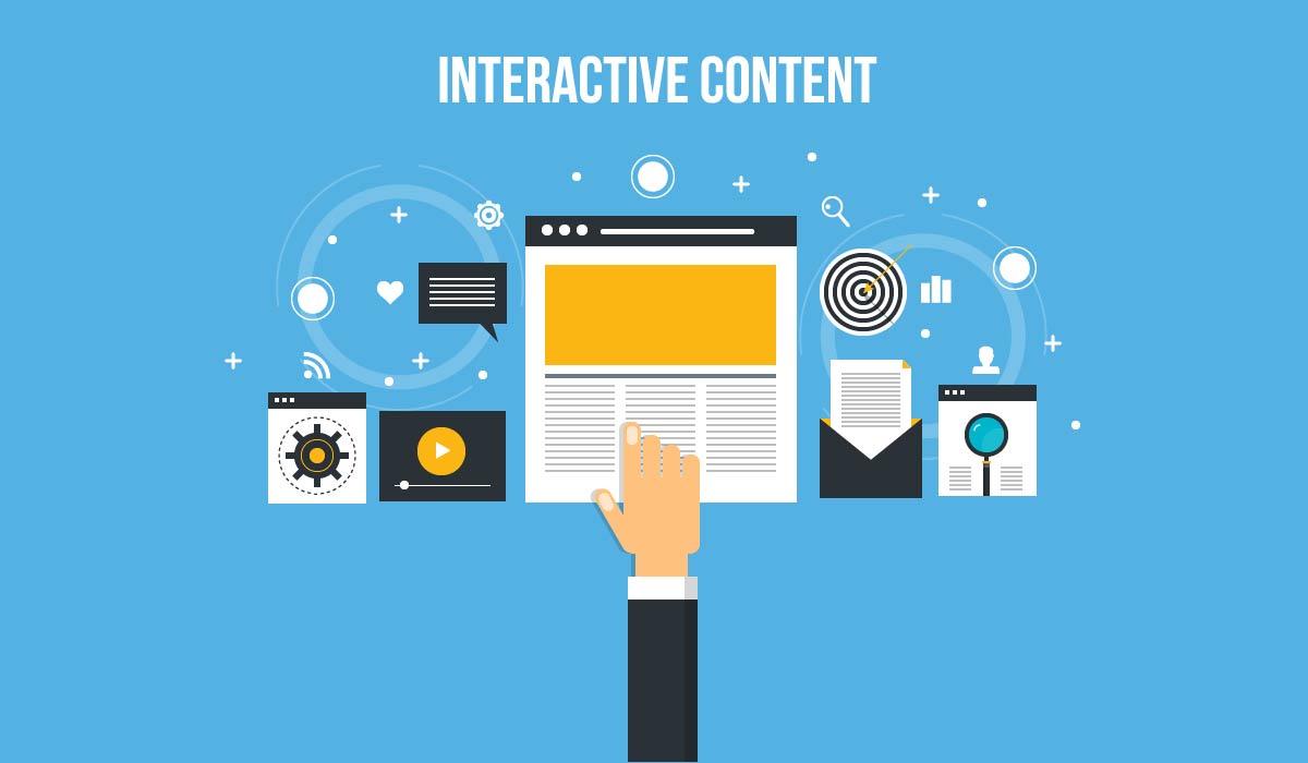 Interactive là gì? Vũ khí lợi hại trong Content Marketing