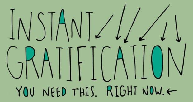 Gratification là gì? Cách vượt qua khuynh hướng hài lòng tức thì