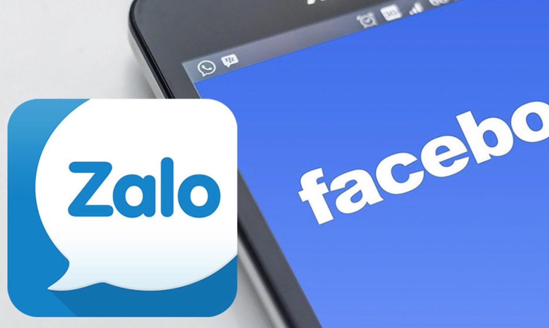 Zalo và Facebook là gì? Lý do nhiều người không thể tránh xa 2 ứng dụng