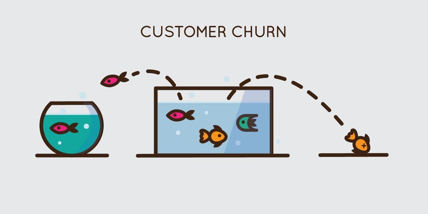 Churn Rate là gì? Cách làm giảm tỉ lệ Churn