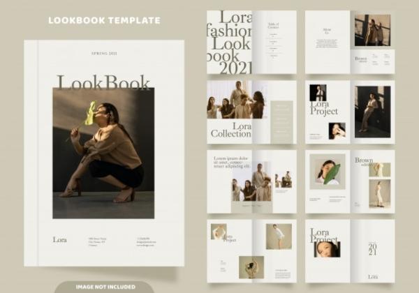 Lookbook là gì? 5 Mẹo để có được một bộ Lookbook ấn tượng