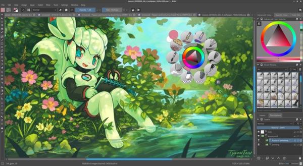 3 phần mềm vẽ tranh chuyên nghiệp miễn phí hot nhất