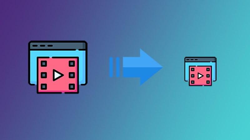 3 công cụ làm giảm dung lượng video online nhanh như chớp