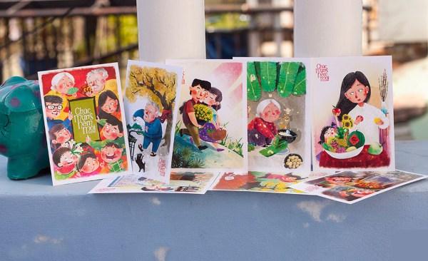 Postcard là gì? 2 website thiết kế Postcard online miễn phí hay nhất