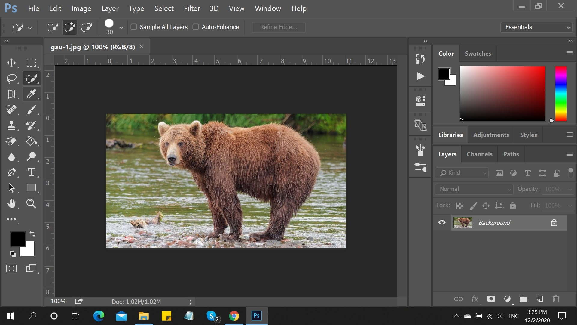 Bật mí cách tách ảnh ra khỏi nền bằng Photoshop siêu nhanh