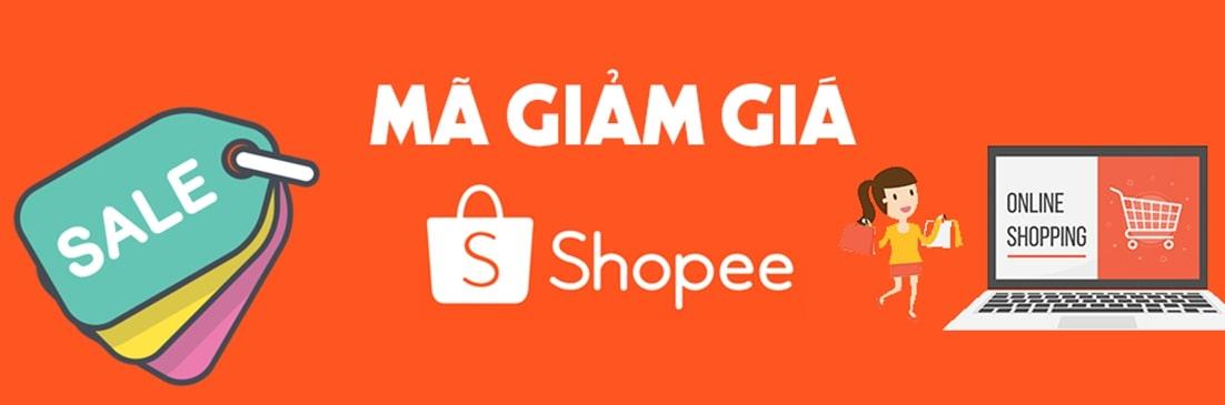 Bùng nổ mua sắm với Shopee khuyến mãi