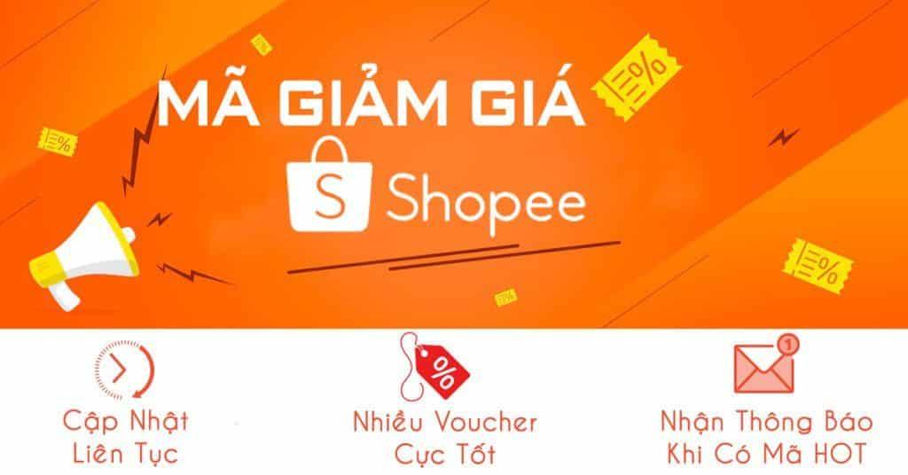 Tạo mã giảm giá Shopee cho người bán siêu đơn giản