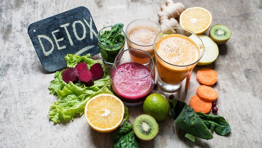Detox cơ thể: 8 cách để trẻ hóa body