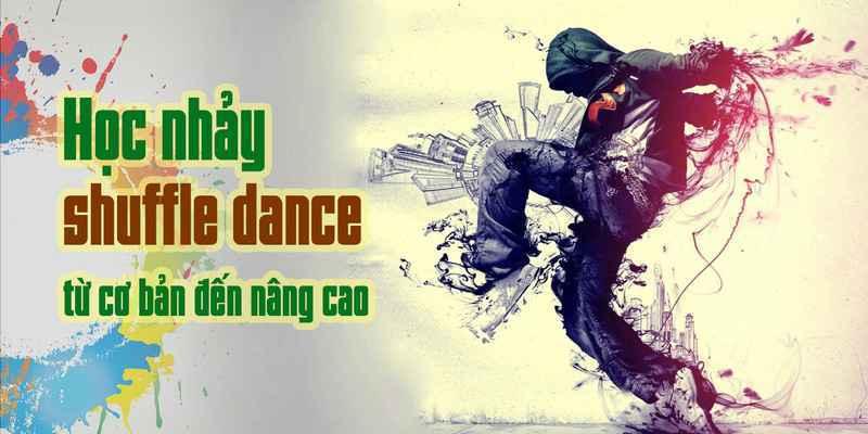 Shuffle Dance là gì ? Học Shuffle Dance cơ bản cùng Unica