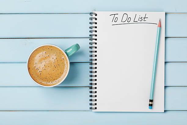 5 lợi ích khi tạo danh sách việc cần làm hàng ngày