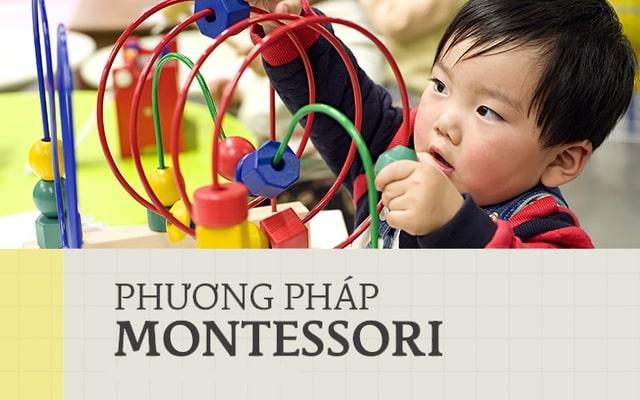 4 Ưu điểm của phương pháp Montessori