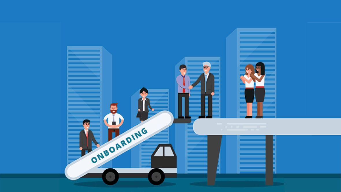 Onboarding - Chiến lược giữ chân nhân tài hiệu quả