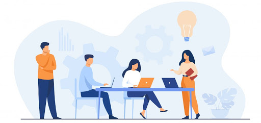 6 Bước quy trình đánh giá nhân viên hiệu quả