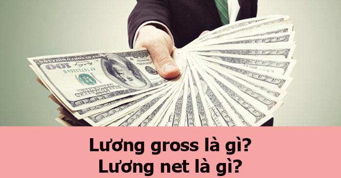 Lương Gross là gì? Chuyển đổi lương Gross sang Net