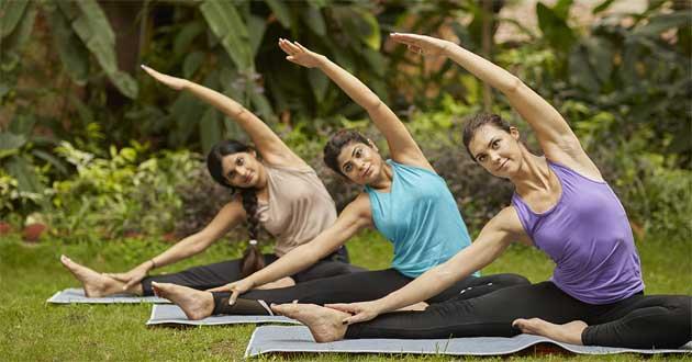 Khóa học Yoga tại quận Long Biên Hà Nội uy tín