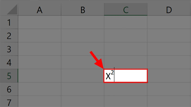 2 Cách đánh dấu mũ trong Excel vô cùng đơn giản