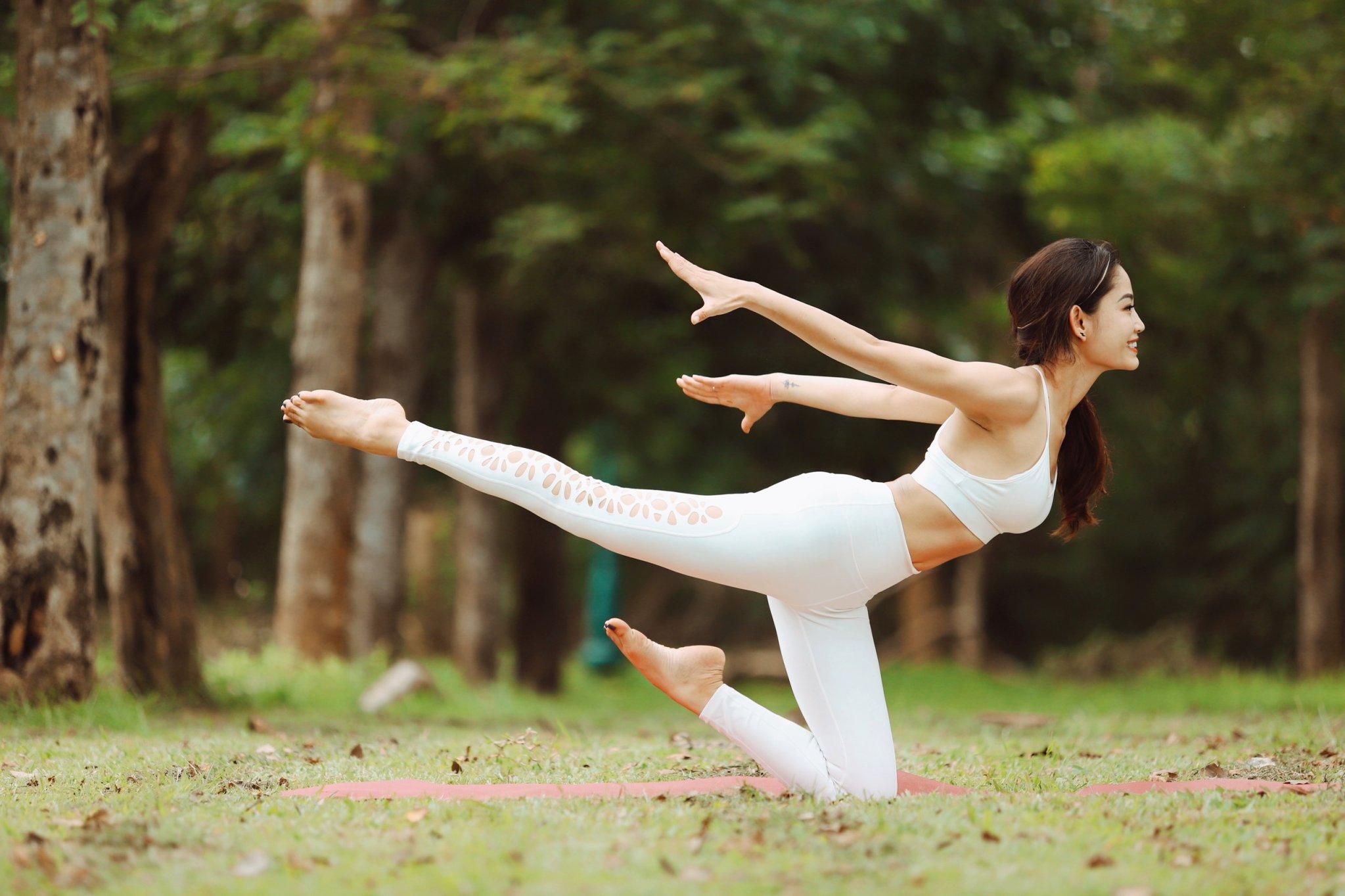 Khóa học Yoga tại quận 7 Hồ Chí Minh chất lượng