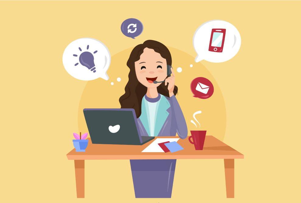 8 Cách nói chuyện với khách hàng qua điện thoại