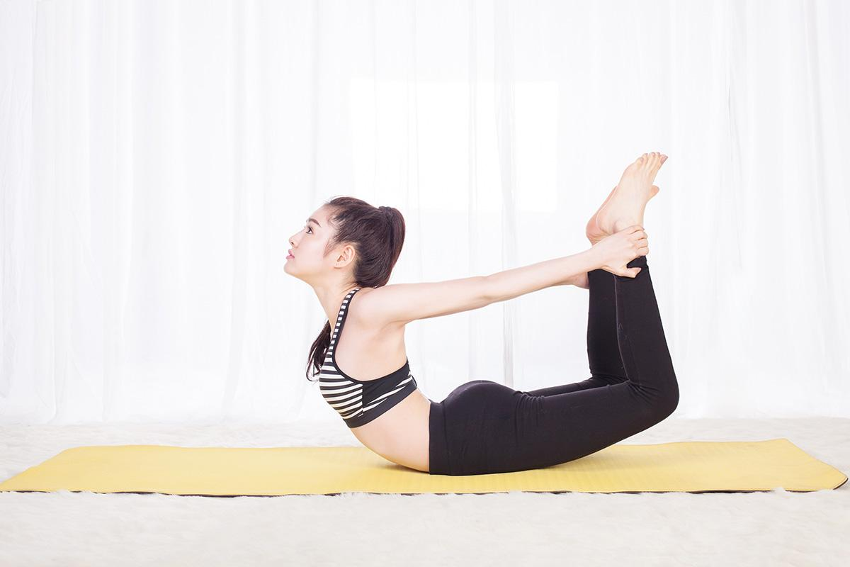 Khóa học Yoga tại quận 10 Hồ Chí minh chất lượng