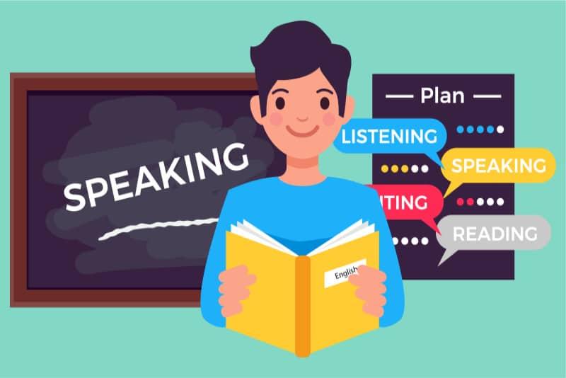 5 Bí quyết luyện nói Tiếng Anh mỗi ngày