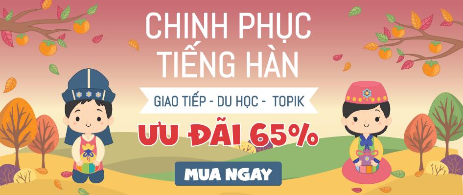 CHINH PHUC TIENG HAN