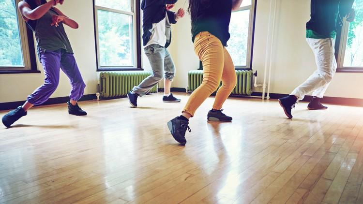 Học nhảy shuffle dance ở đâu chất lượng?
