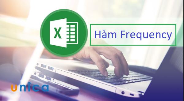 Cách dùng hàm frequency trong Excel