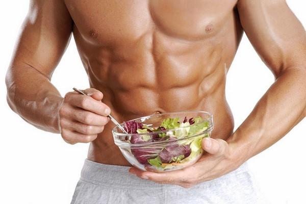 Lấy lại phong độ phái mạnh nhờ thực đơn giảm cân cho nam
