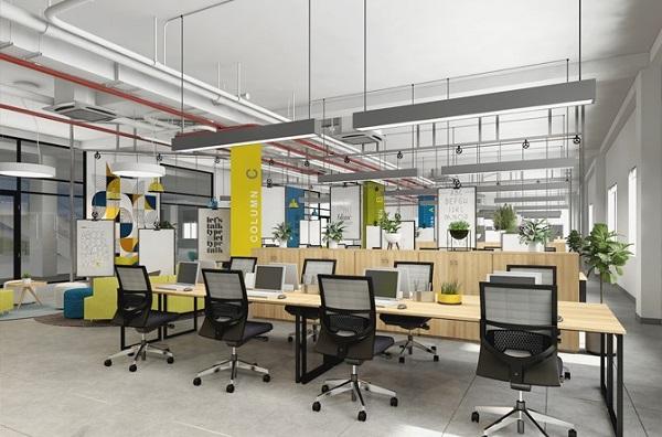 Những lưu ý khi thiết kế nội thất văn phòng mà bạn không nên bỏ qua
