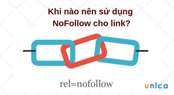 Khi nào nên sử dụng NoFollow cho link?