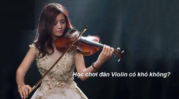 Học đàn Violin có khó không? Những lưu ý khi học đàn Violin cho người mới bắt đầu