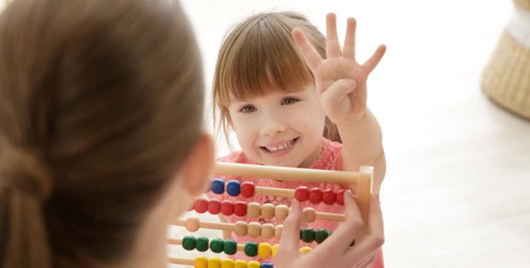 Cách dạy bé lớp 1 tính nhẩm nhanh theo phương pháp của người Nhật