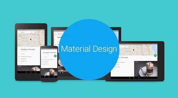 Material là gì? Những yếu tố cơ bản của Google Material Design