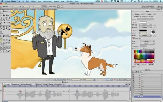 6 phần mềm làm video hoạt hình 2D thông dụng
