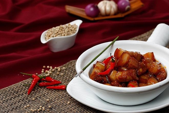 5 Bước làm món thịt nạc kho rim đơn giản