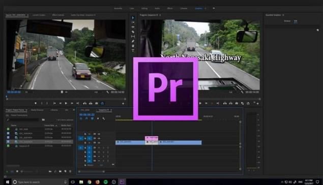 Hướng dẫn sử dụng Adobe Premiere chi tiết từ cơ bản