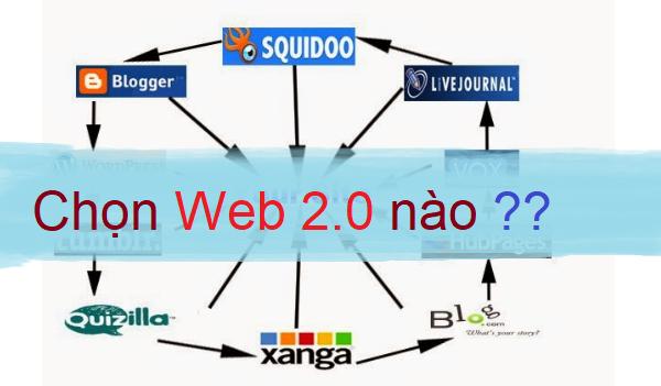 Top 3 web 2.0 mà seoer không thể không dùng