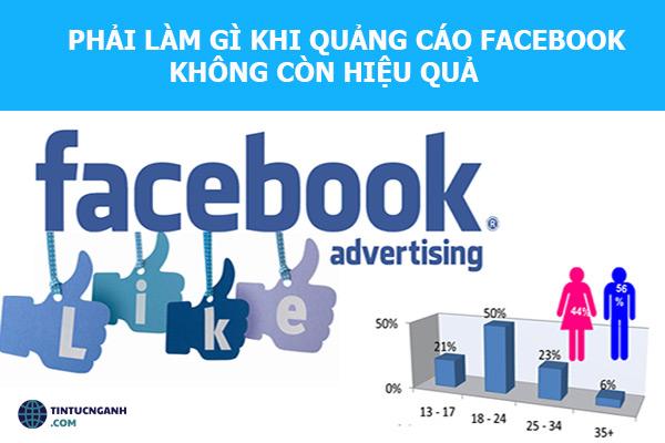 Nguyên nhân và cách giải quyết facebook ads không hiệu quả
