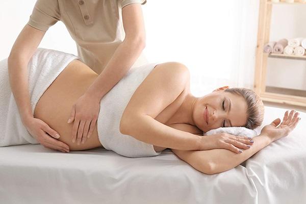Khóa học massage Thái tốt nhất dành cho bà bầu