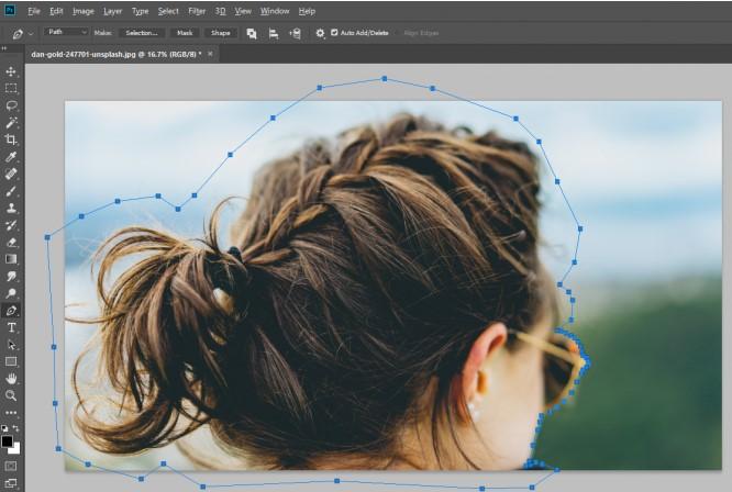 Những điều bạn cần biết về công cụ Refine Edge trong Photoshop